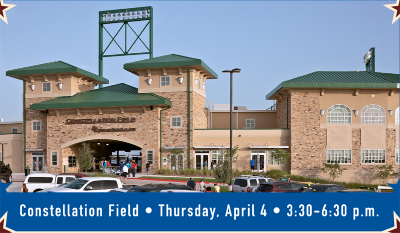 Upcoming Event: City of Sugar Land Vendor Social | Constellation Field