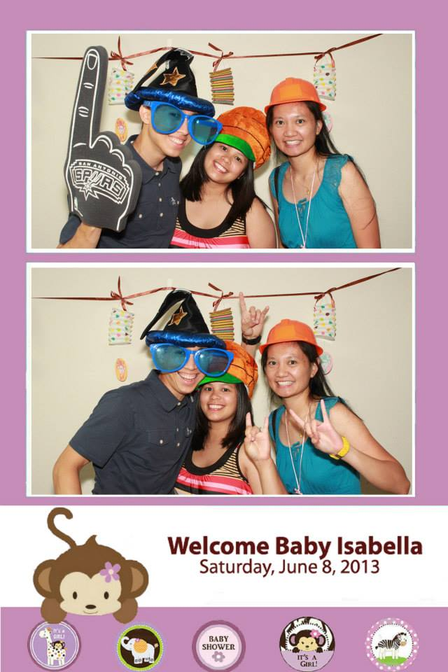 Jasmine & Junior's Baby Shower | Welcome Baby Isabella