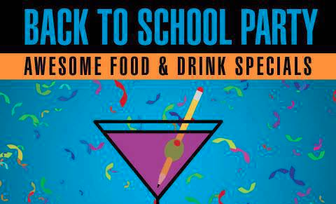 Back to School Party at RA Sushi Houston in CITYCENTRE