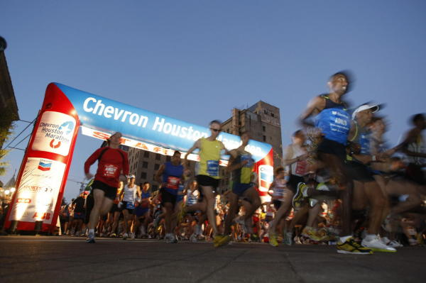 2014 Chevron Houston Marathon