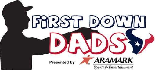 Houston Texans' First Down Dads Event