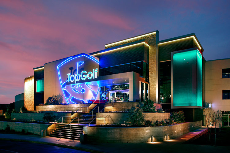 Episcopal High School's After Prom Party at TopGolf Houston