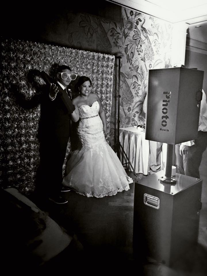 Houston Wedding Photo Booth Rental