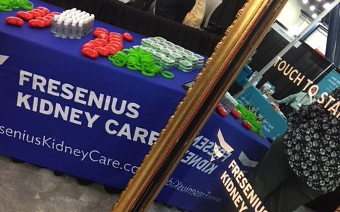 Houston Corporate Photo Booth | Fresenius Kidney Care at George R. Brown Convention Center | Houston Expo